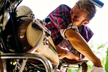 Harley Davidson '59