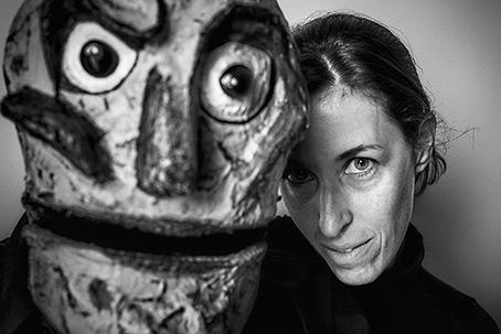 Manuela Linshalm Puppeteer